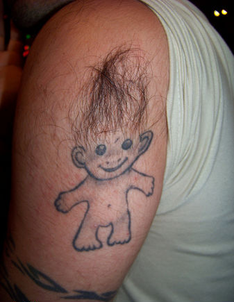 Hilarious Tattoo Ideas